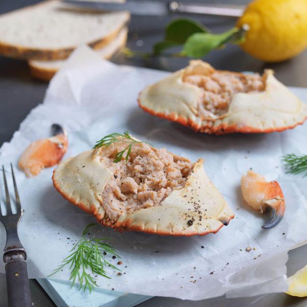 Krabbeskjell - Meny Catering
