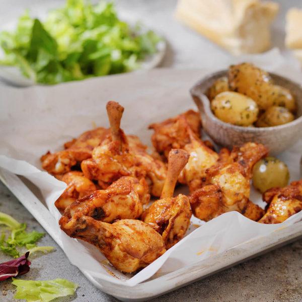 Kyllingklubber - Meny Catering
